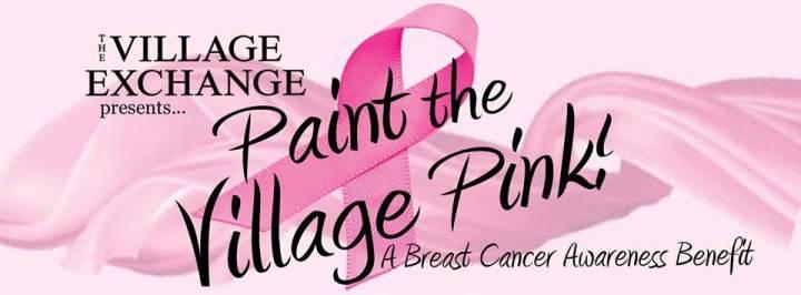 Paint Village Pink