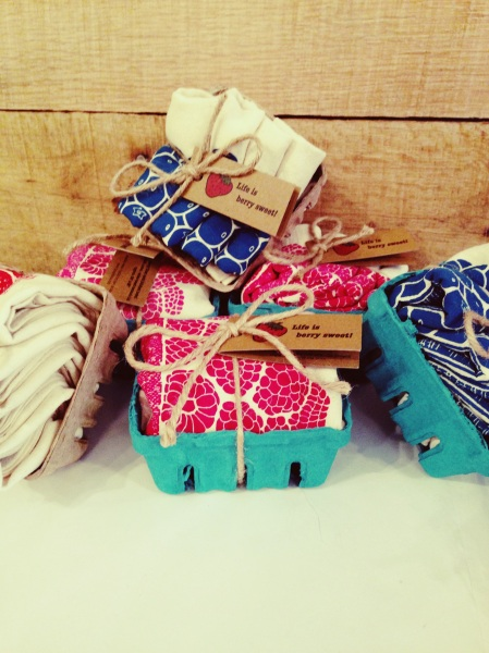 Available in Blueberry, Strawberry and Rasberry