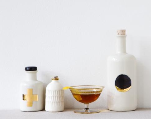 2. Porcelain Apothecary Vessels