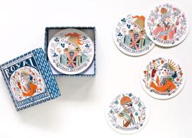 4. Royal Cork Coasters