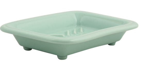 3. Mint Soap Dish