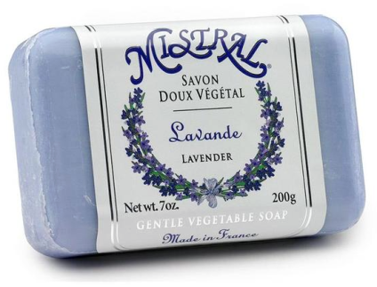4. French Milled Soap